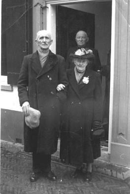 Evert Inkenhaag & Hendrika Valkenburg