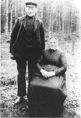 Nicolaas Valkenburg en Hendrikje van Lunteren.