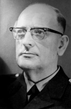 Jacobus Johannes de Wijs, geboren 11 juli 1911 - overleden 12 mei 1974.