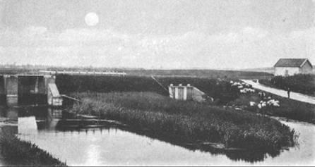 De Rode Haan omstreeks 1900.