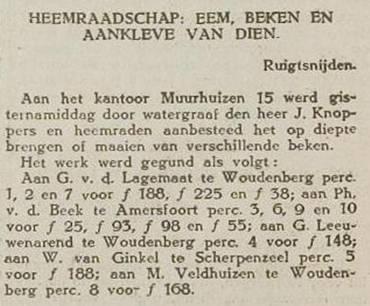 Amersfoortsch Dagblad / De Eemlander, 14-05-1927