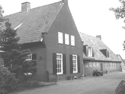 Boerderij 'De Pol' aan de Brinkkanterweg.