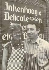 Heiltje en Gert Inkenhaag, 1976