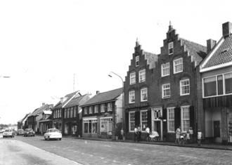 Dorpsstraat, jaren zestig